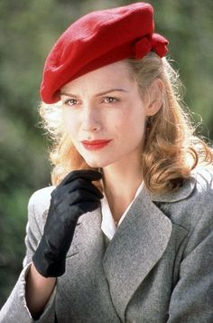 """""""Enigma"""", Saffron Burrows, (2001). The movie is set in Britain in 1943 and is about the codebreakers of Bletchley Park."""