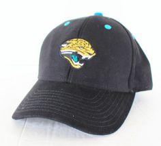 Jacksonville Jaguars Hat Cap Black Embroidered Mens Womens Adjustable NFL Cotton #JacksonvilleJaguars