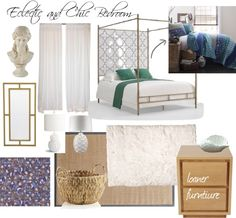 Eclectic and Chic Be