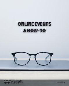 Η επιτυχία μιας online εκδήλωσης βασίζεται σε πολλούς παράγοντες. 🖥 Διαβάστε πως να διοργανώσετε σωστά το επόμενο online #event σας. #events #EventPlanner #eventplanning #eventdesign #eventprofs #eventstyling #eventdecor #eventphotography #eventorganizer #eventmanagement #eventplanners #eventdesigner #eventspace #eventoscorporativos #eventproduction #eventer #EventMarketing #eventcoordinator #eventagency #eventmanager Round Glass, Blog, Design, Corporate Events, Blogging