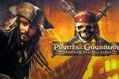 (25 de Maio; 2017) Envolvido em uma inédita aventura, um desafortunado Capitão Jack encontra os ventos da má sorte soprando ainda mais forte quando piratas fantasmas assassinos liderados por seu antigo inimigo, o terrível Capitão Salazar