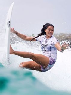 691aa01dfd Malia Manuel. See more. Best Surfing Girl Picture - High Wave Surfers View, Pro  Surfers, Surfer Guys,