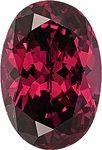 This Genuine Rhodolite Gemstone Displays A Deep Reddish Raspberry Color.  Very Clean, Well Cut