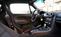 NB2 Black Interior with Shorty Console by Pac-man 99