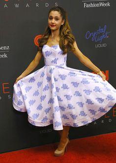 Style Awards Red Carpet: Ariana Grande, Kate Upton  More —Pics