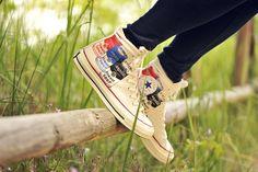 converse-andy-warhol #converse #sneakers #andywarhol #warhol