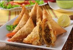 Jump to: navigation, search  If you are throwing a party, consider the need to have substantial meatless finger foods for your vegetarian invitees. Here are recipes you can serve your veggie friends that even meat lovers cannot resist and would love picking them.