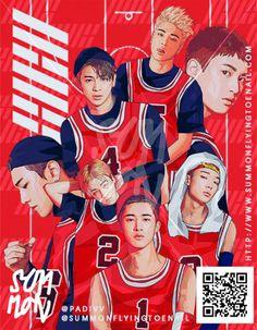 Yg Ikon, Kim Hanbin Ikon, Kpop, Bobby, Rhythm Ta, Jay Song, Ikon Wallpaper, Fandom, Musical