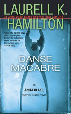 Laurell K. Hamilton, book 14