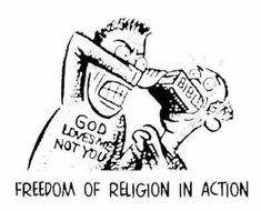 Fuck Yeah! Religion Pigeon