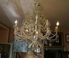 0190b5be9ae0e6397aa2dcc645a39d48  wall lights chandeliers 10 Merveilleux Lustre à Pampilles Kjs7