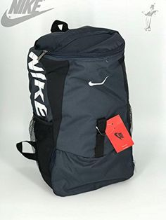 7c487c43a0 Nike Alpha Rev Backpack Midnight Navy Black White Size On size