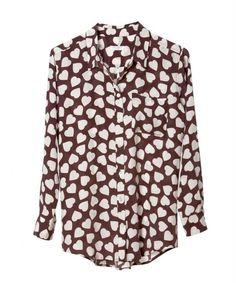 silk shirt blouse
