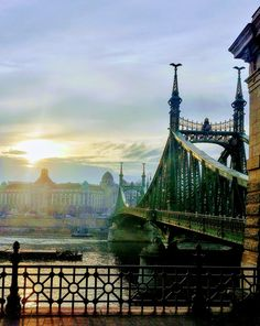 Budapest Capital Of Hungary, Hungary Travel, Magic City, Budapest Hungary, Fantasy World, Tower Bridge, Prague, Places Ive Been, Europe