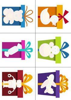 File Folder Activities, Book Activities, Preschool Activities, Christmas Activities For Kids, Christmas Themes, Christmas Crafts, Christmas Baby, Christmas Holidays, Advent
