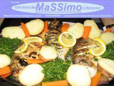 Dourada a chef Gina https://www.facebook.com/ginarestaurant.massimo www.massimorestaurant.wix.com/massimo
