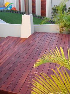 Timber Decking Jarrah