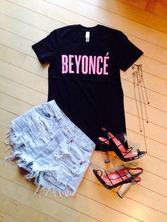 Beyonce tshirt