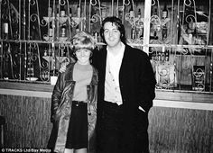 This unseen photograph of Debbie Greenberg (left) with Paul McCartney was taken by his wife Linda just weeks after they started dating in 1968