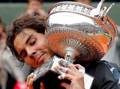 Séptimo Roland Garros de Rafa Nadal.