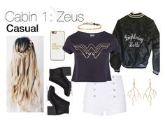 """Cabin 1: zeus 