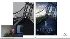Siggraph 2014 Rewind - Tomasz Opasinski: Cinema 4D for Movie Poster Design on Vimeo
