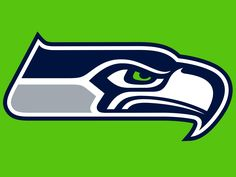 Seattle Seahawks Primary Logo - National Football League (NFL) - Chris Creamer's Sports Logos Page - SportsLogos. Seattle Seahawks Logo, Seahawks Fans, Seahawks Football, Football Fans, Denver Broncos, Football Stuff, Seattle Sehawks, Seahawks Stadium, Seahawks Colors
