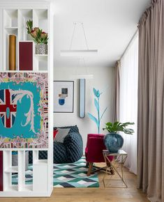 2 Quirky Interiors W