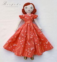 a Bespoke Beauty Ginger by BespokebyEL on Etsy