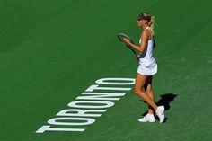 Maria Sharapova at the Rogers Cup 2011