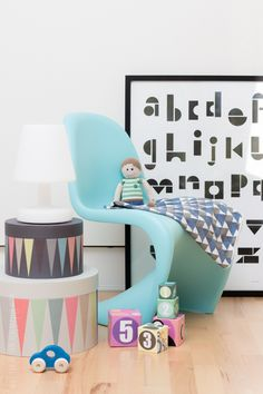 Kommu0027se Rein! { Ein Kinderzimmer } U2013 Die Klitzekleine Roomtour. Child  RoomBaby RoomProduct IdeasKidsroomPanton ChairThings ...