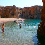 Snorkelen op Kreta Griekenland