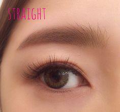 《眉毛》色と形の選び方☆ – ラシエル天神の一木ブログ