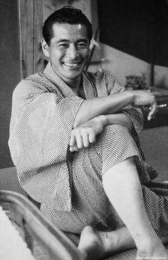三船敏郎 Toshiro Mifune