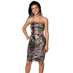 Camo Maids 7711 Slim Camo Dress Pictured in Realtree APG. Available in all many satin colors and all camo patterns in sizes Camo Wedding Dresses, Wedding Dress Prices, Homecoming Dresses, Bridesmaid Dresses, Bridesmaids, Graduation Dresses, Cute Dresses, Short Dresses, Cute Outfits
