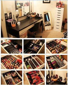 Good way to organize make-up