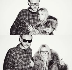 : Ashley Olsen and Terry Richardson