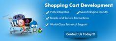 The one who have expertise in any state of art and can create a well formed effective shopping cart is applicable for building it up. Shopping Cart Development UK is a cart that is designed by a reputed company for the business popularity to get increased.