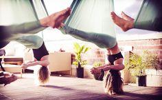 """ΓΝΩΜΗ ΚΙΛΚΙΣ ΠΑΙΟΝΙΑΣ: """"Aerial yoga : Τι θα έλεγες για μια προπόνηση στον..."""