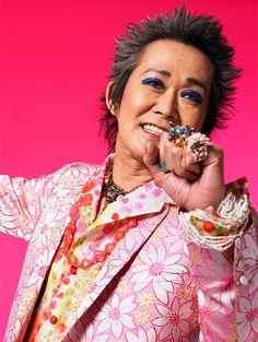 Kiyoshiro Imawano 忌野清志郎