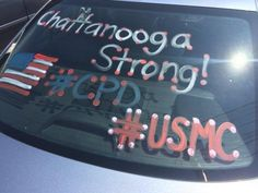 Chattanooga recovers from shootings | Chattanooga, on the day after 'surreal' shootings that shook the city ...