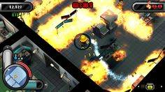 We review Laughing Jackal's rogue-like fire fighting game Flame Over for PS Vita.