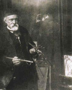Le studio de Paul Cézanne à Aix.