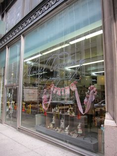 """If you're ever in N.Y. , The Tinsel Trading Company is a MUST SEE! They are located at W37th and 5th Ave. You can read more about their delightful story here: """"Tinsel Trading Company."""""""