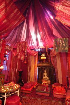 Image result for meditation tent design