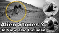 Opportunity Rover Spots Strange Stone Formation On Mars | #Aliens #Mars #AlienTempleOnMars #UfoDisclosure #AliensDisclosure