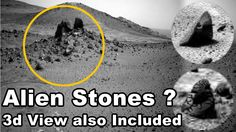 Opportunity Rover Spots Strange Stone Formation On Mars | #Aliens #Mars #AlienTempleOnMars #UfoDisclosure #AliensDisclosure