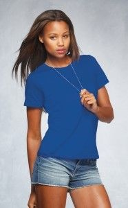 A top-seller in the Anvil line-up is the Combed Ring-Spun Women's Fashion Tee in 10 fun colours. Hold Ups, Lineup, Cool Shirts, Colours, Women's Fashion, Ring, Purple, Tees, Pretty