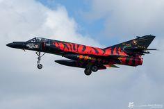 https://flic.kr/p/RebiF5 | 71 | Dassault Super Étendard French Navy, 71, BAN Landivisiau, 26.06.2008 NATO Tiger Meet 2008