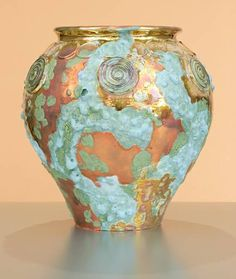 Paul J. Katrich - Works from Summer, 2005, for Pottery Lovers' Reunion-www.katrich.com
